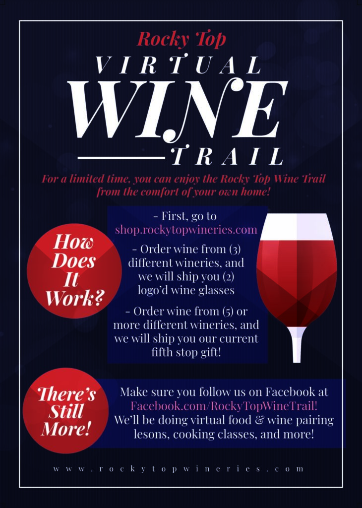 Virtual Wine Trail